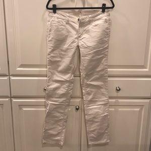 LOFT - Modern Dlim Fit Corduroy Pants